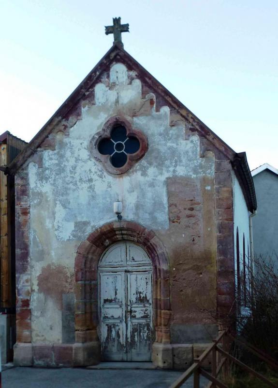 Chapelle mortuaire