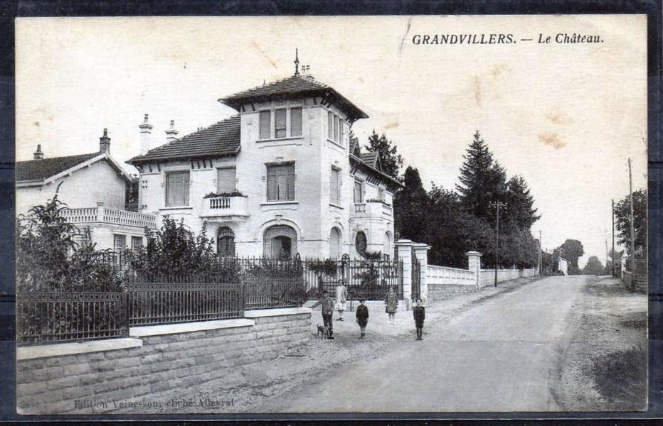 Chateau bastien 2