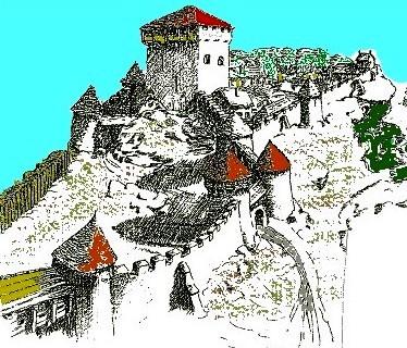 Château reconstitue