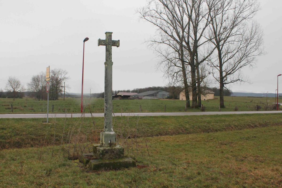Croix haut du mont