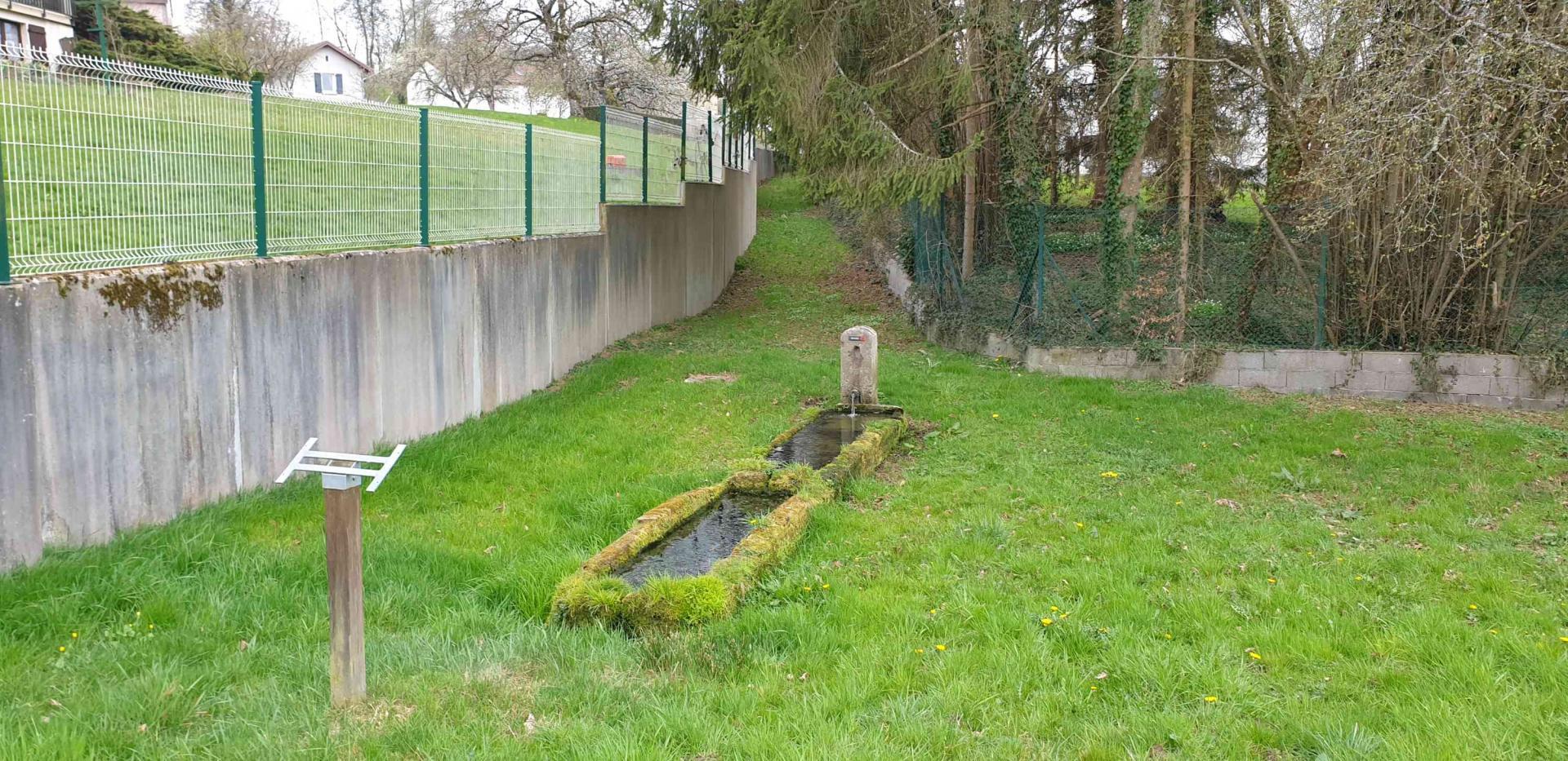 Fontaine saint firmin