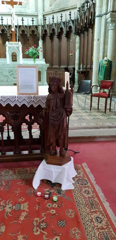 Saint romaric
