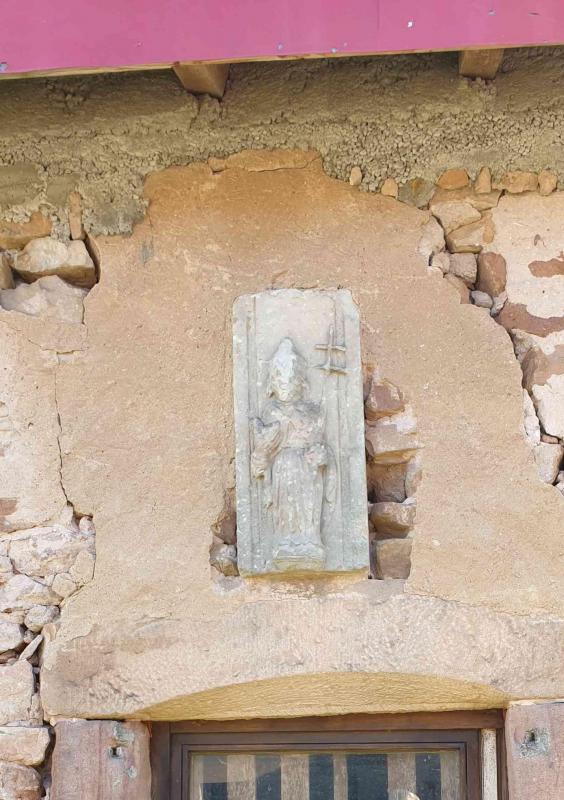 Statue st nicolas 1